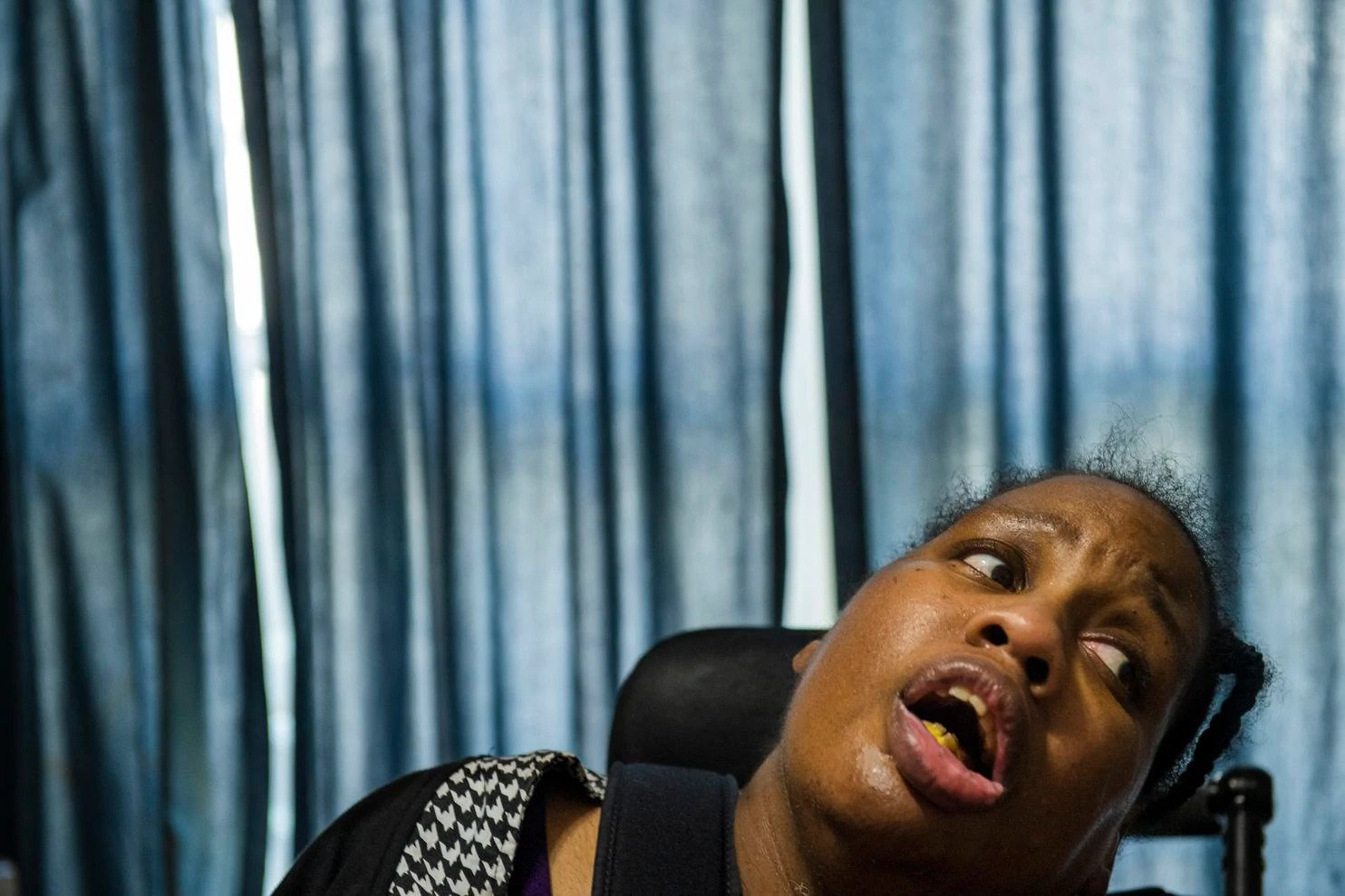 Ericka Yates - disabled women quarantined shared by disability attorneys